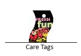 Care Tags