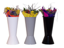 Display Vases Black
